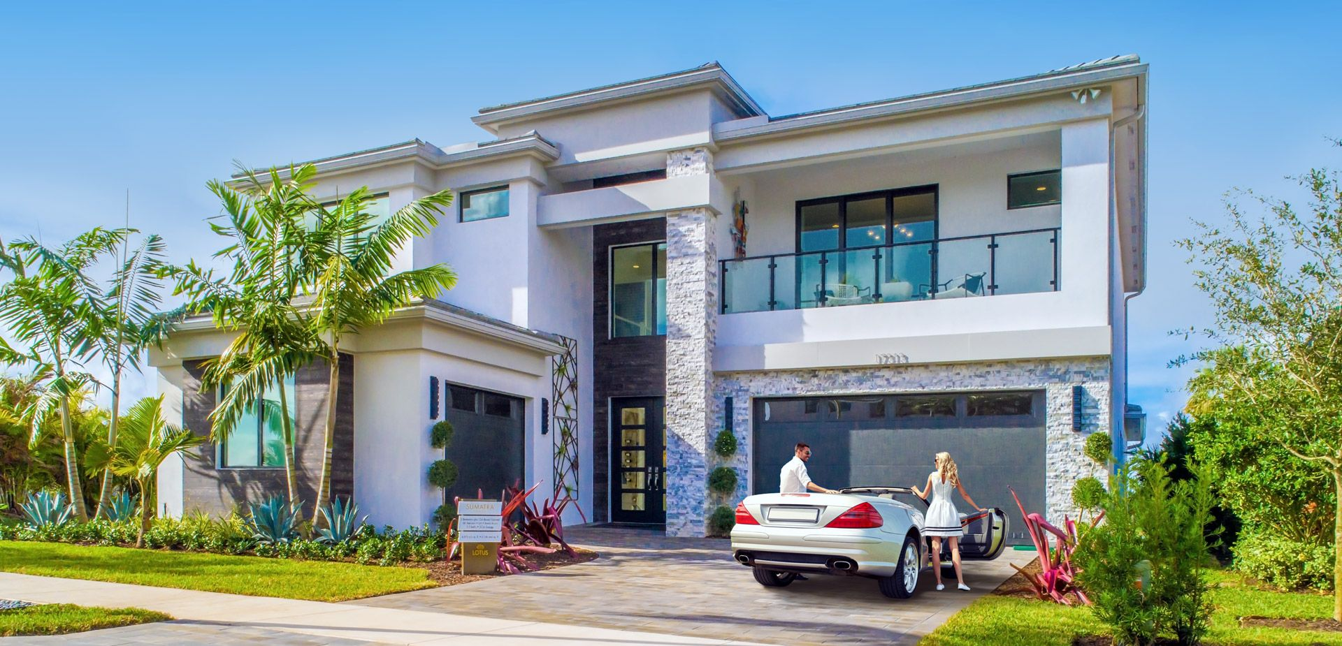 'Lotus' by G.L. Homes in Palm Beach County