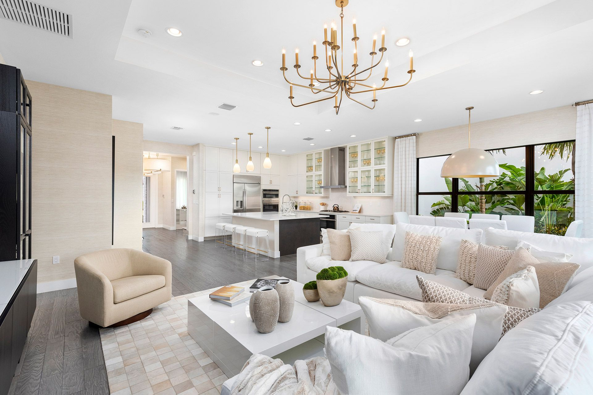 Living Area featured in the Samoa By GL Homes in Palm Beach County, FL