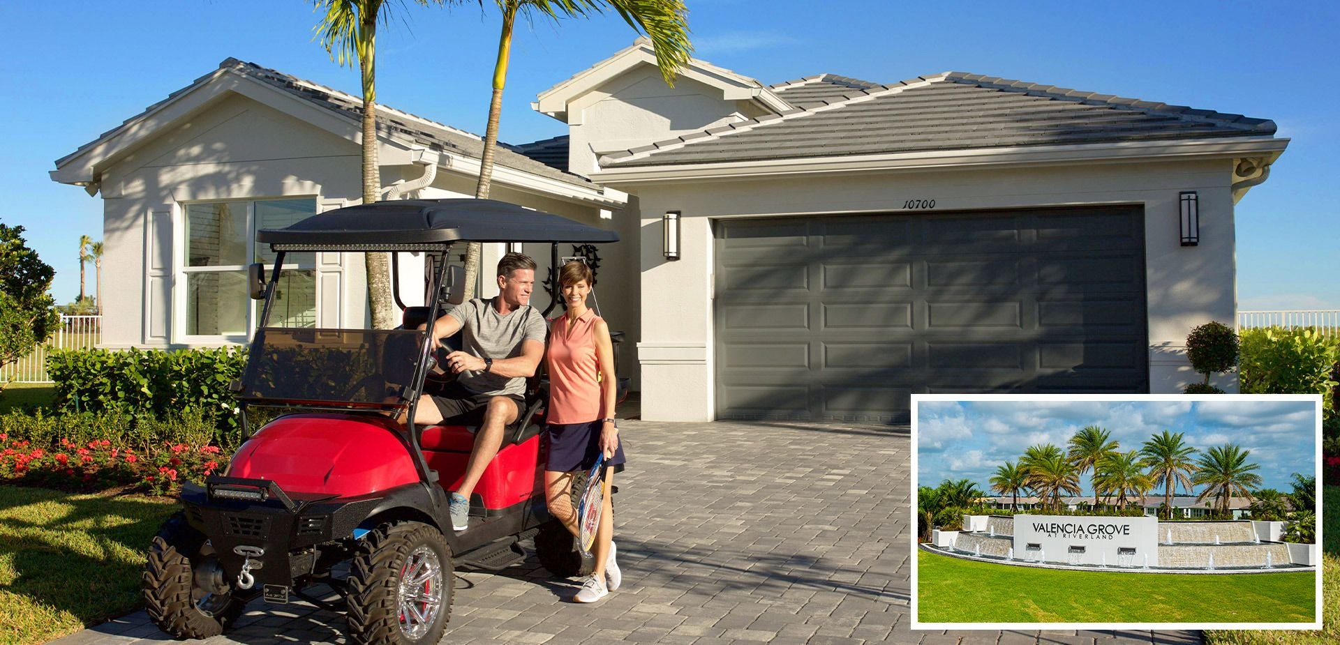 'Valencia Grove at Riverland' by G.L. Homes in Martin-St. Lucie-Okeechobee Counties