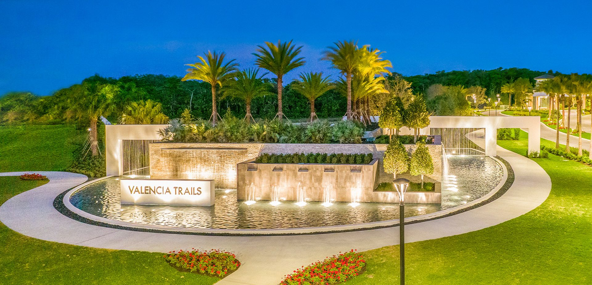'Valencia Trails' by G.L. Homes in Naples