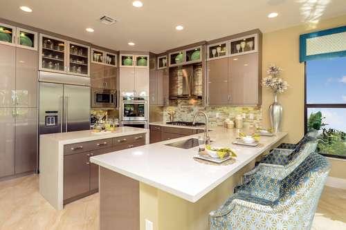 Kitchen-in-Somerset-at-Boca Bridges-in-Delray Beach