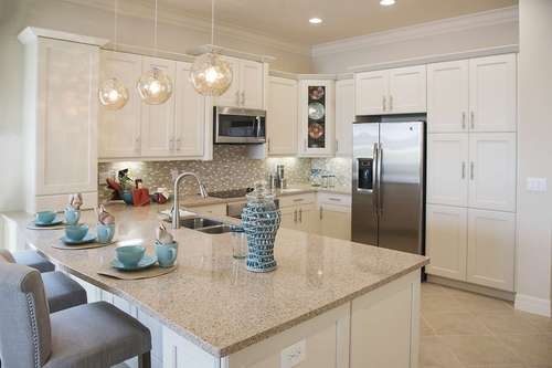 Kitchen-in-Cayman-at-Marina Bay-in-Fort Myers