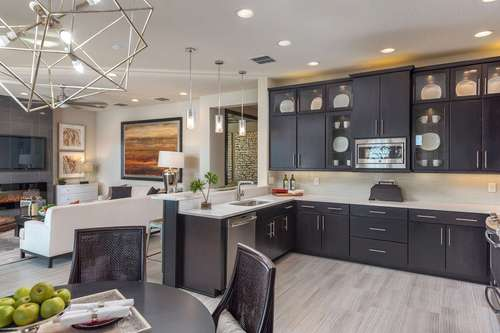 Kitchen-in-Conrad-at-The Ridge at Wiregrass Ranch-in-Wesley Chapel