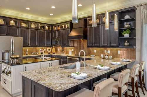 Kitchen-in-Charleston Grande-at-Valencia Lakes-in-Wimauma