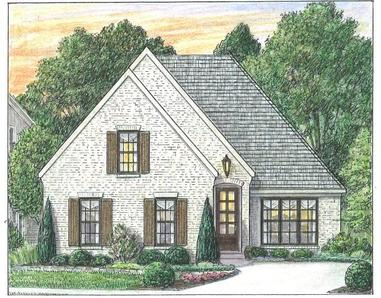 Grant New Homes Olive Branch Ms
