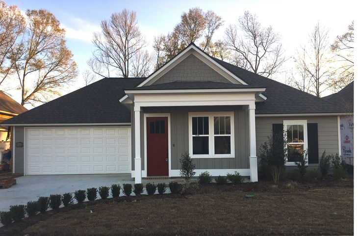 Lot 8 Cypress Lakes:Oleander Front View
