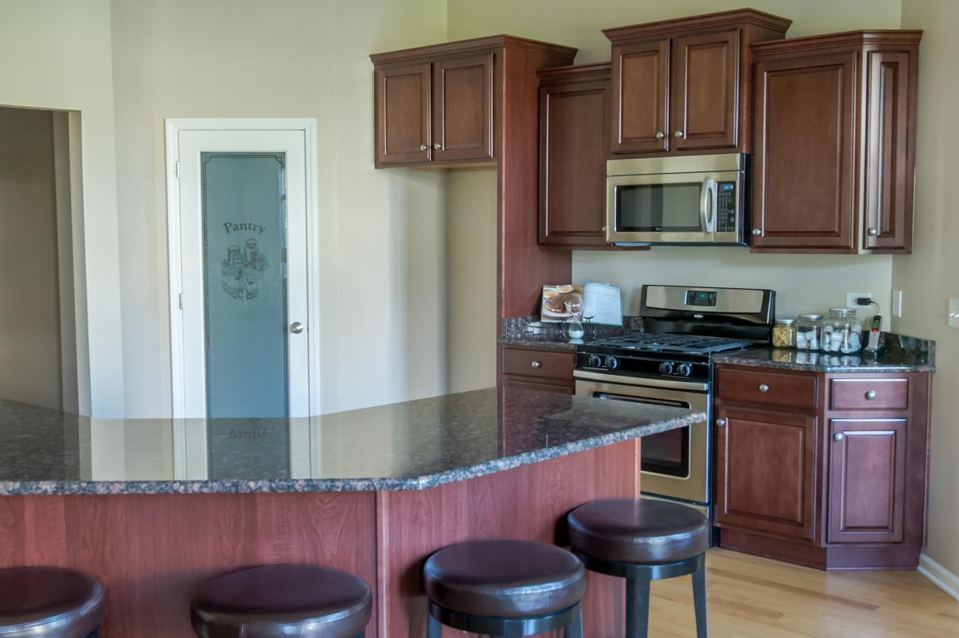 Kitchen featured in the Amberwood By Gallagher and Henry in Chicago, IL