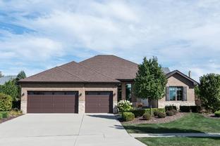 Amberwood - Kingston Hills: Homer Glen, Illinois - Gallagher and Henry