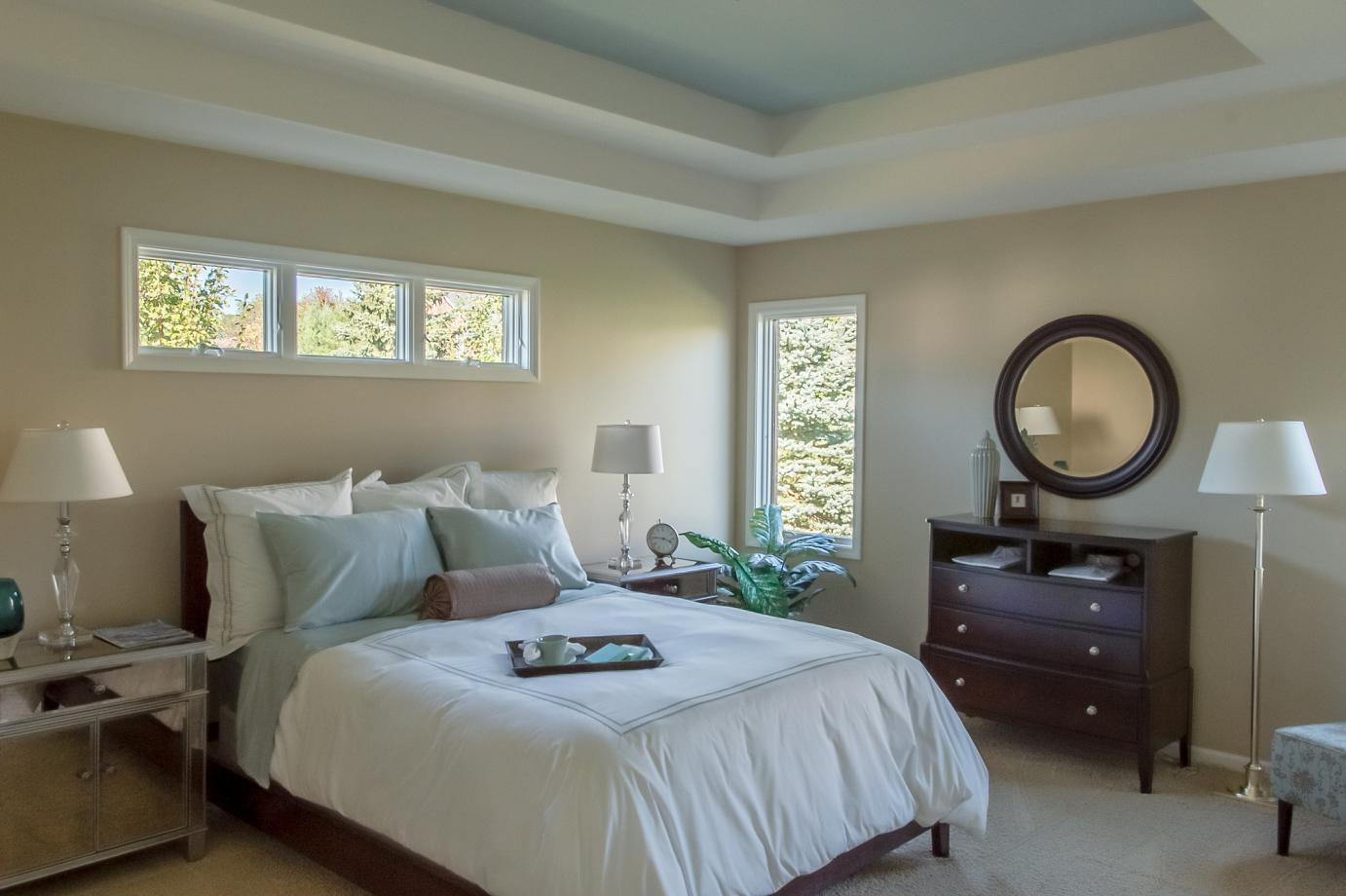 Bedroom featured in the Amberwood By Gallagher and Henry in Chicago, IL