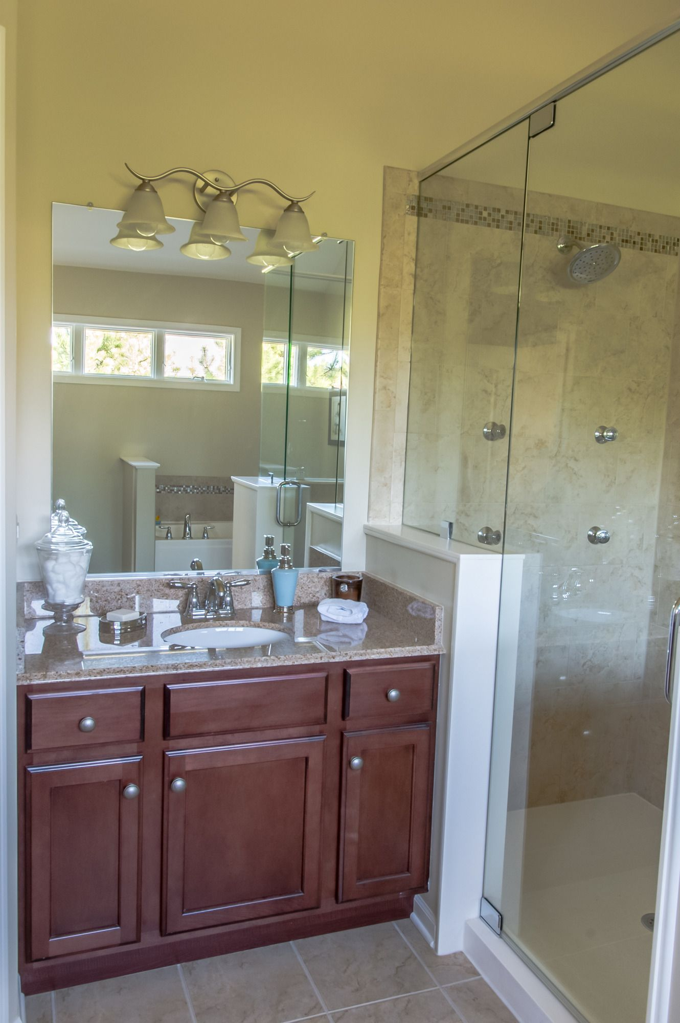 Bathroom featured in the Amberwood By Gallagher and Henry in Chicago, IL