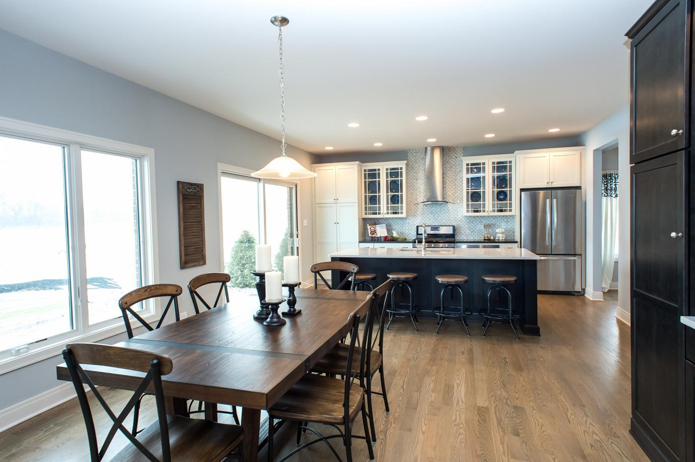 Kitchen featured in the Calysta By Gallagher and Henry in Chicago, IL