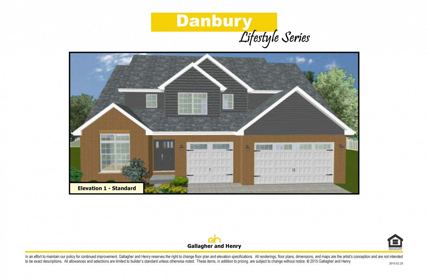 Exterior featured in the Danbury By Gallagher and Henry in Chicago, IL