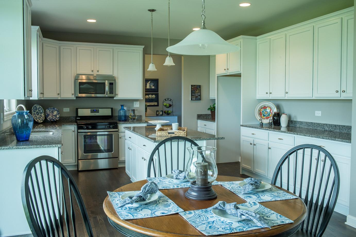 Kitchen featured in the Danbury By Gallagher and Henry in Chicago, IL