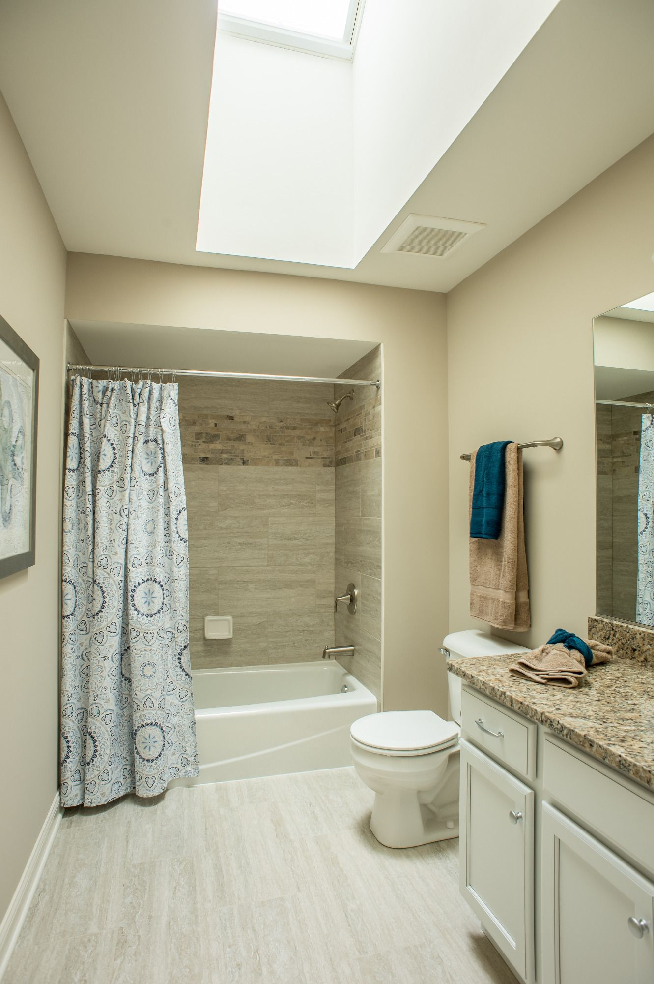 Bathroom featured in the Danbury By Gallagher and Henry in Chicago, IL