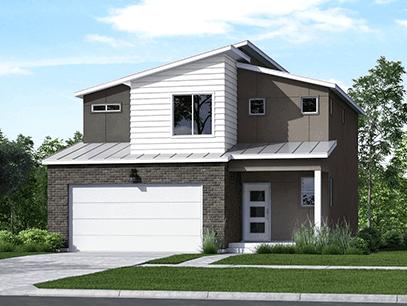 Garbett Homes Floor Plans   Mcclelland Enclave In Salt Lake City Ut New Homes Floor Plans By
