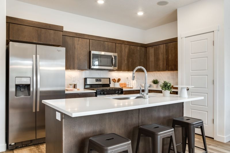 Kitchen featured in the Dali By Garbett Homes in Salt Lake City-Ogden, UT