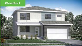 Benton - Aurora Heights: West Jordan, Utah - Garbett Homes