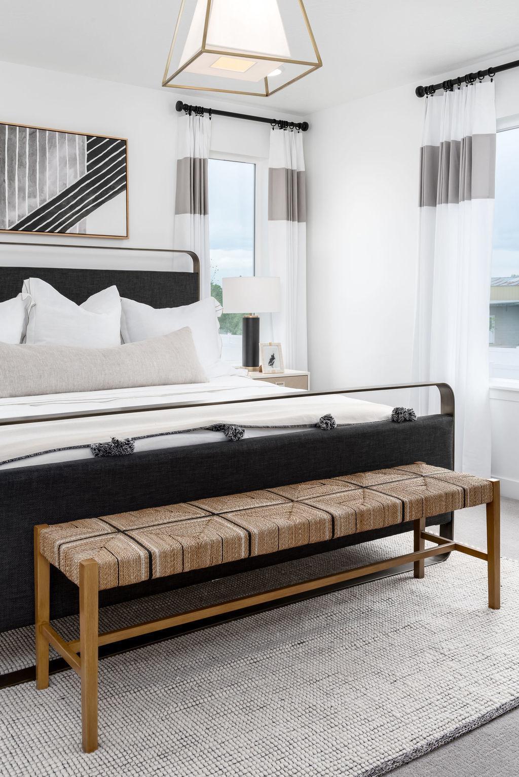 Bedroom featured in the Matisse By Garbett Homes in Salt Lake City-Ogden, UT