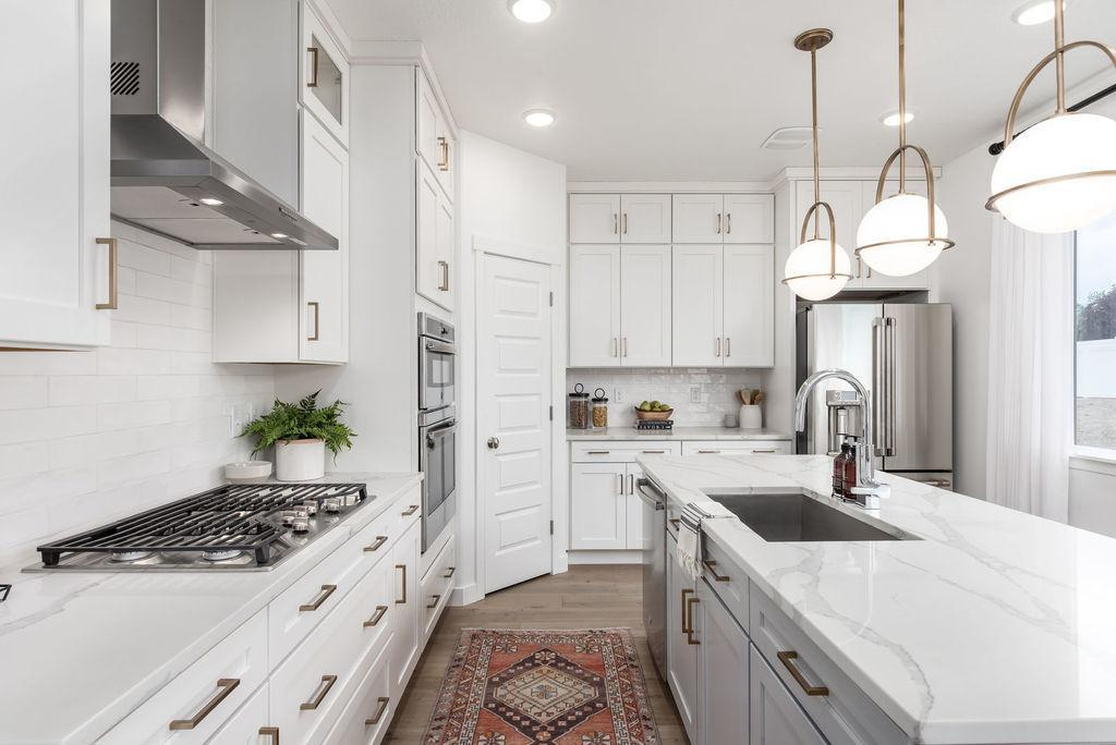 Kitchen featured in the Matisse By Garbett Homes in Salt Lake City-Ogden, UT