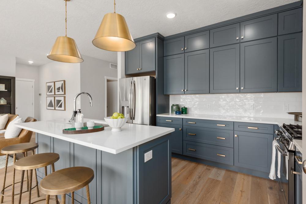 Kitchen featured in the Bellows By Garbett Homes in Salt Lake City-Ogden, UT