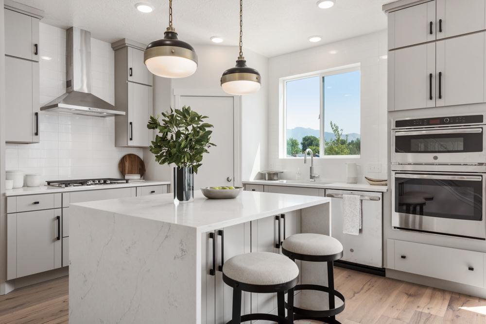 Kitchen featured in the Sargent By Garbett Homes in Salt Lake City-Ogden, UT