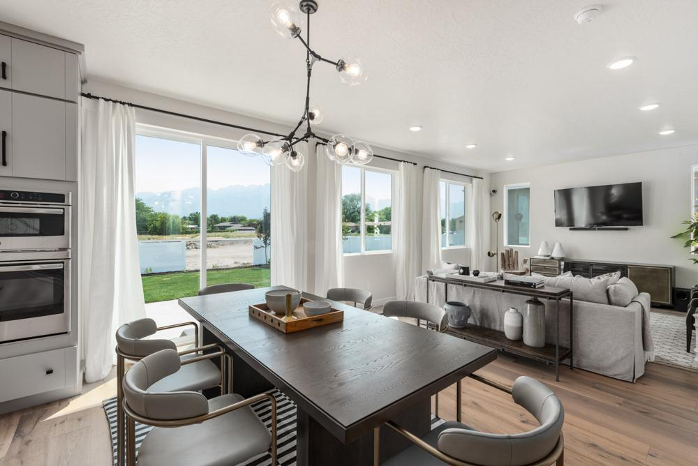 Living Area featured in the Sargent By Garbett Homes in Salt Lake City-Ogden, UT