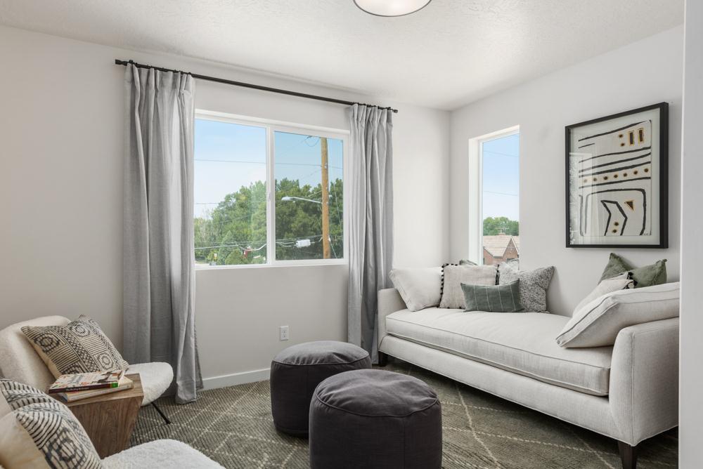 Bedroom featured in the Sargent By Garbett Homes in Salt Lake City-Ogden, UT