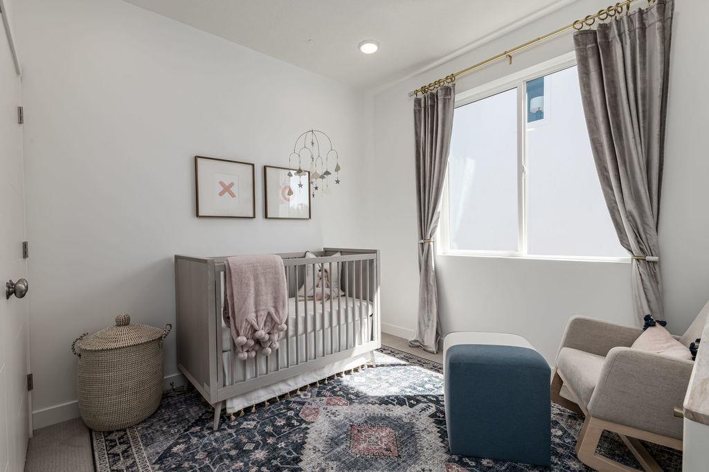 Bedroom featured in the Avery By Garbett Homes in Salt Lake City-Ogden, UT