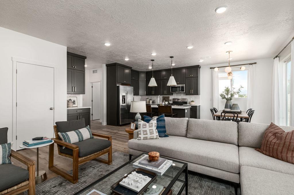 Living Area featured in the Avery By Garbett Homes in Salt Lake City-Ogden, UT