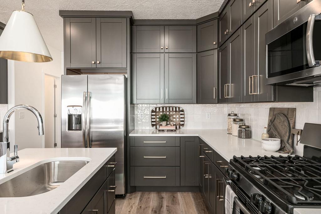 Kitchen featured in the Avery By Garbett Homes in Salt Lake City-Ogden, UT
