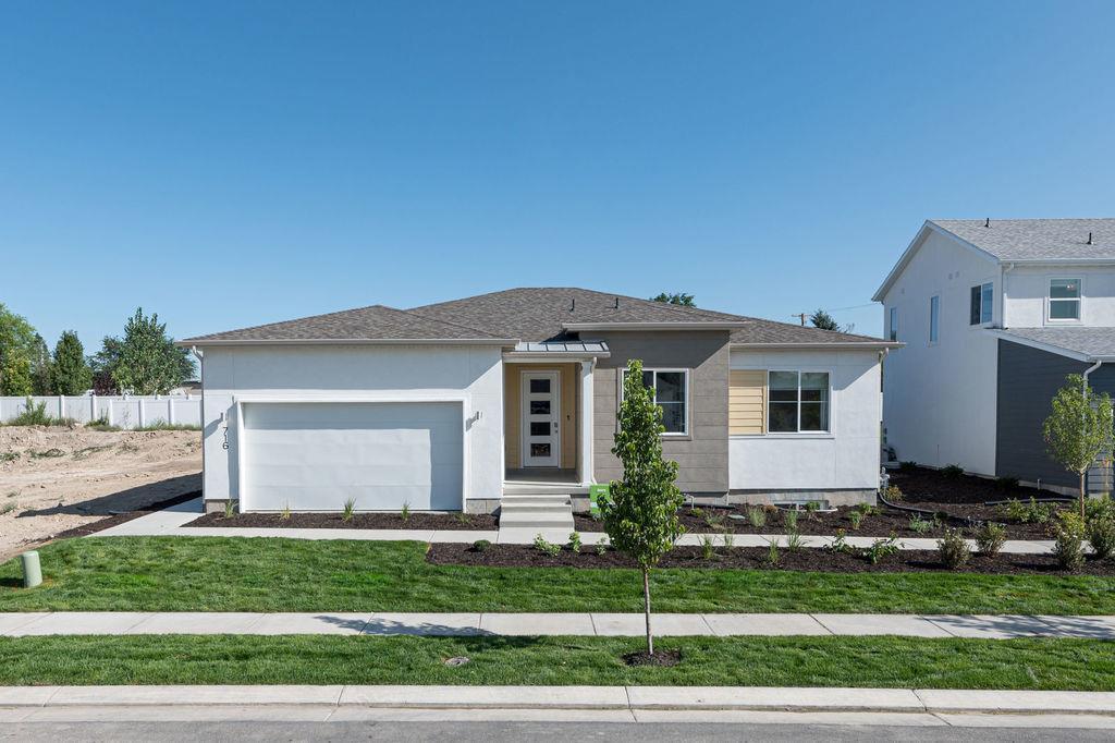 Exterior featured in the Avery By Garbett Homes in Salt Lake City-Ogden, UT