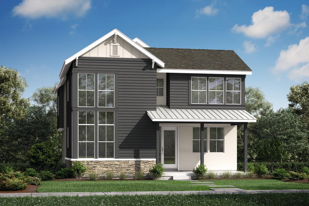 'Eclipse at Silver Creek Village' by Garbett Homes in Salt Lake City-Ogden