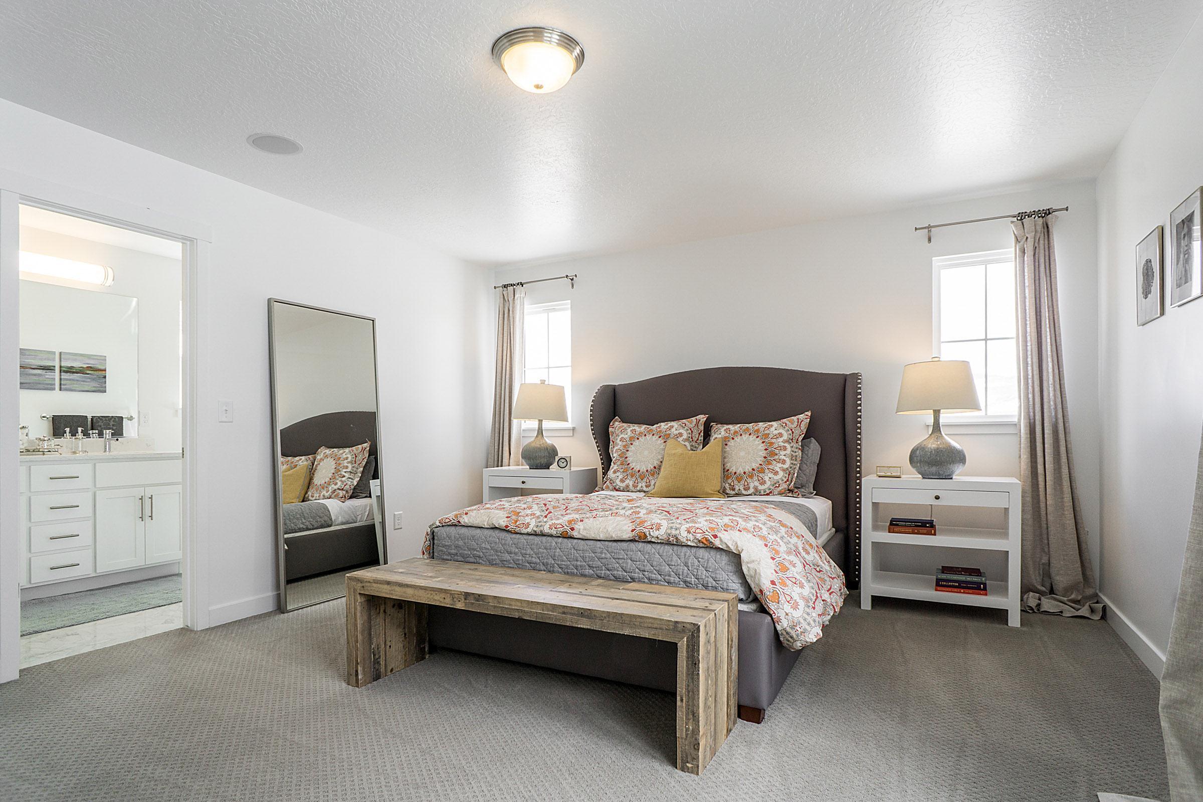 Bedroom featured in the Cezanne By Garbett Homes in Salt Lake City-Ogden, UT