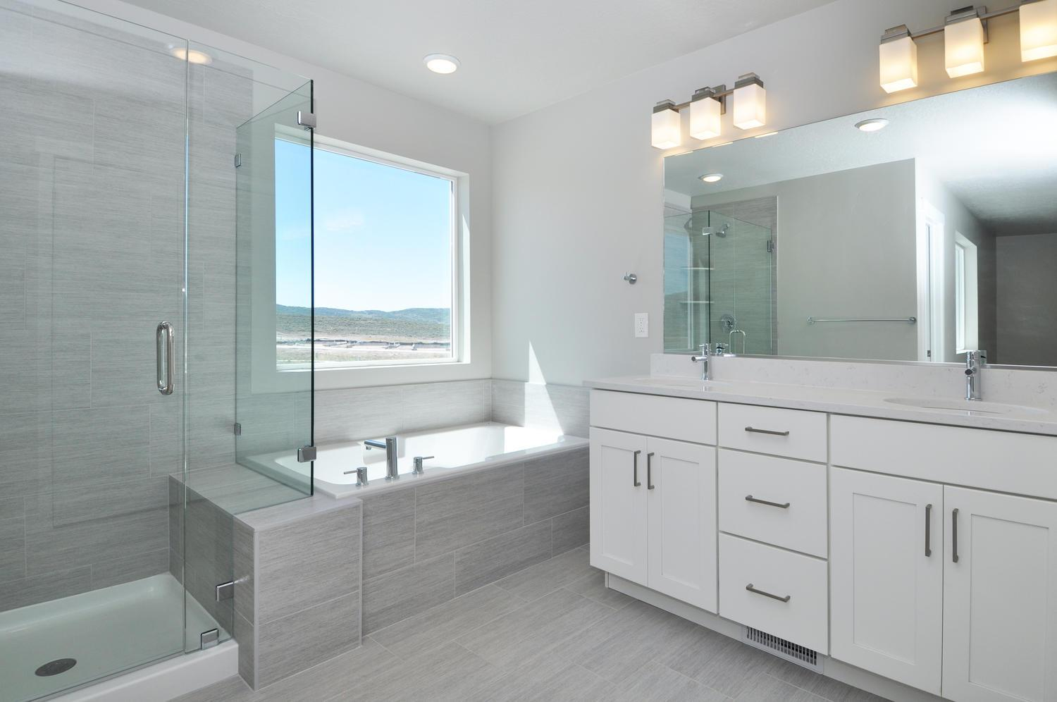 Bathroom featured in the Cortes By Garbett Homes in Salt Lake City-Ogden, UT
