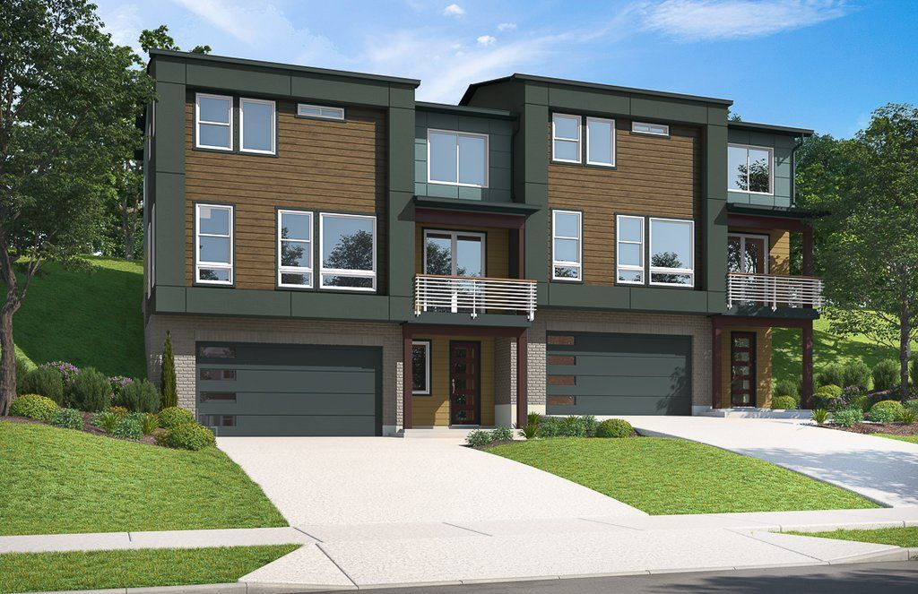 Exterior featured in the Moore By Garbett Homes in Salt Lake City-Ogden, UT
