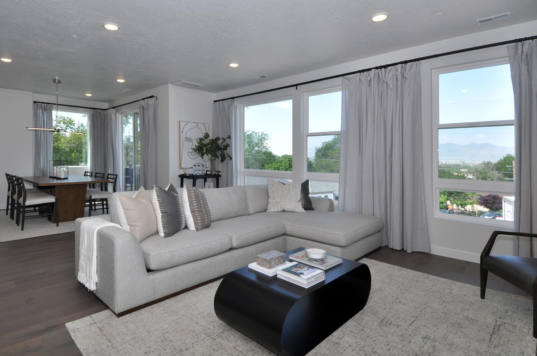 Living Area featured in the Moore By Garbett Homes in Salt Lake City-Ogden, UT