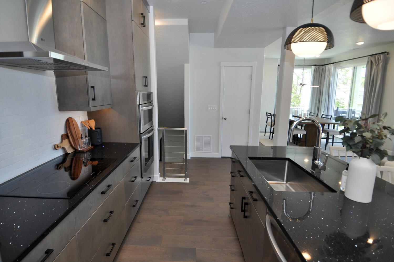 Kitchen featured in the Moore By Garbett Homes in Salt Lake City-Ogden, UT