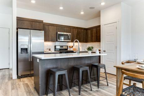 Kitchen-in-Dali-at-Granite Legacy-in-Salt Lake City