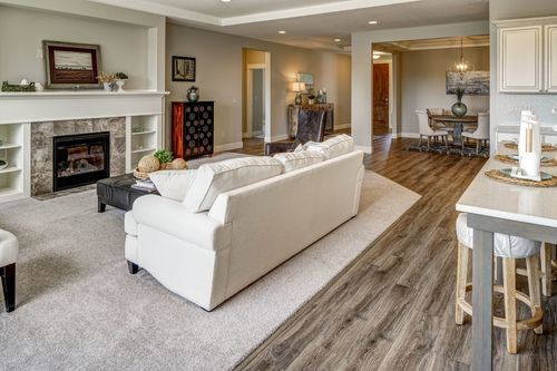 Greatroom-and-Dining-in-St. Helens-at-Garrette Custom Scattered Washington-in-Ridgefield
