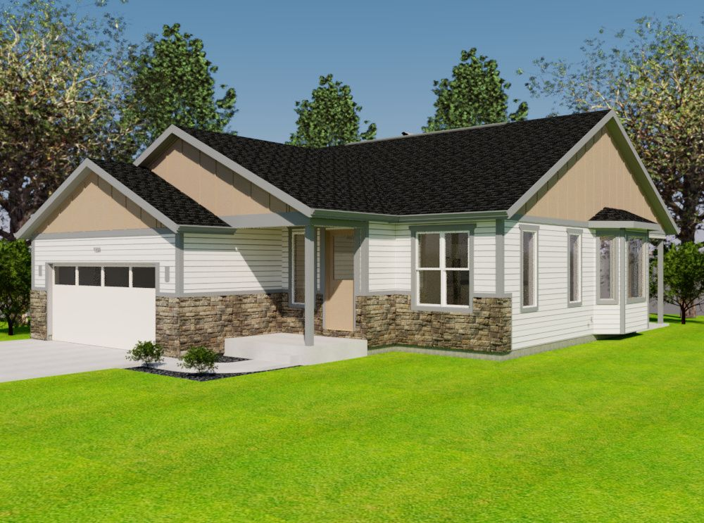 Exterior featured in the Alder By Gateway Homes- WY in Cheyenne, WY