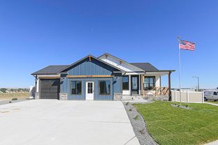 Alder - Sweetgrass: Cheyenne, Colorado - Gateway Homes- WY
