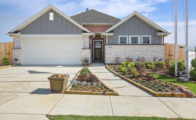 Llano Springs Community:Blanton Exterior