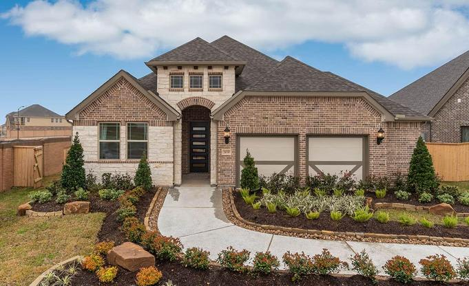 Katy Lakes Community:Juniper - Exterior