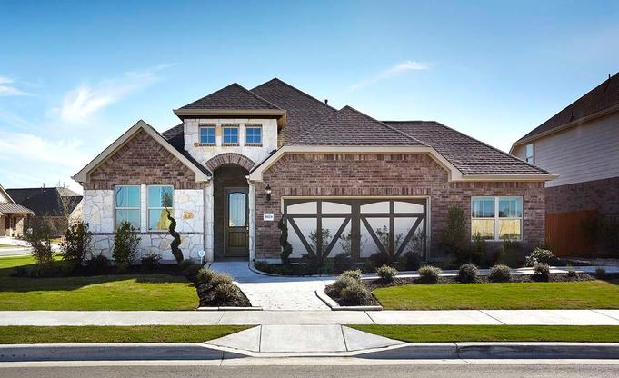 Katy Trails Community:Juniper Exterior