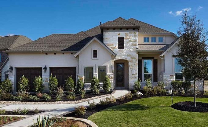 Lakeside Estates at Paloma - Classic Community:Harvard - Exterior