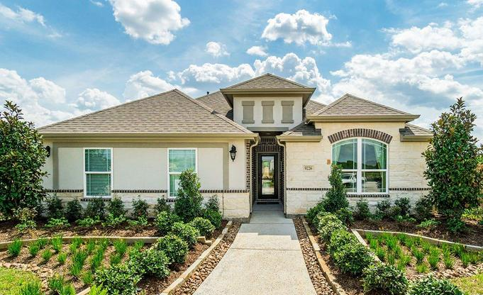 Sterling Lakes Community:Driskill Exterior