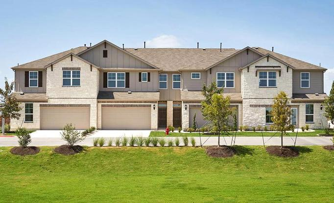 Harvest Meadows Community:Townhomes - Exterior