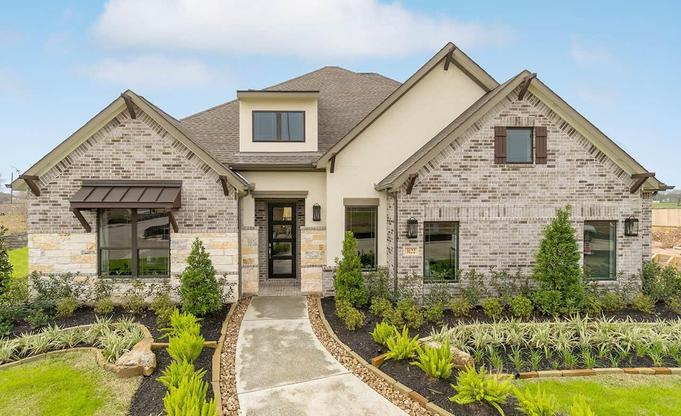 Creek Bend Community:Princeton – Exterior