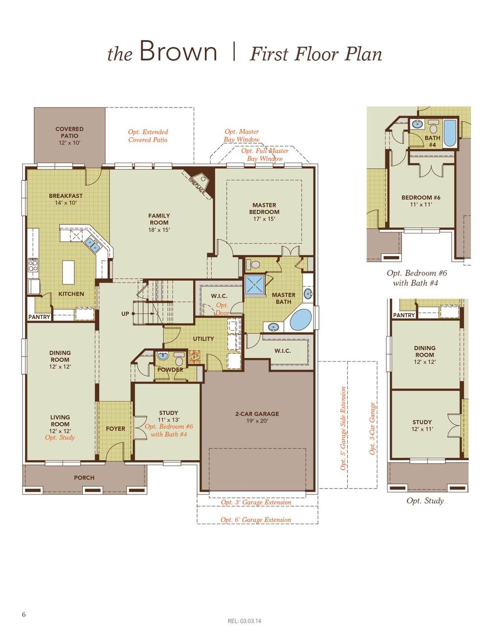 Trinity signature homes floor plans for Trinity house plans