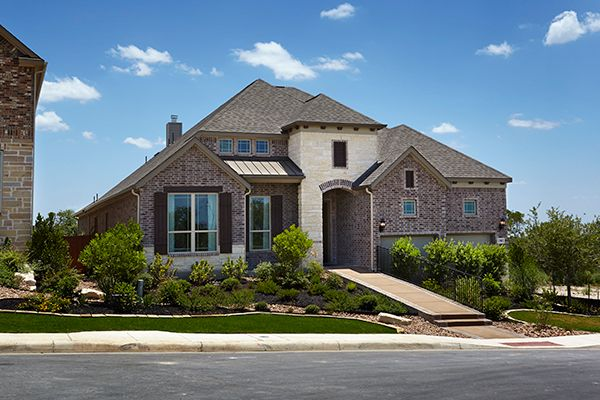 Arcadia Ridge In San Antonio Tx By Gehan Homes